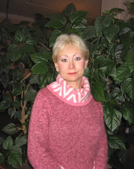 Горбова Лидия Викторовна — учитель русского языка и литературы